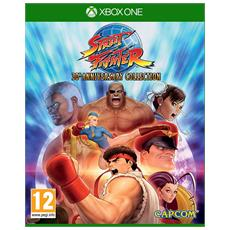 XONE - Street Fighter 30°Anniversary Collection - Day one: 29/05/18