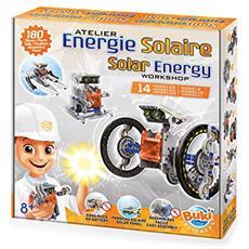 Solar Energy Kit per esperimenti