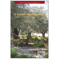 In cammino verso Gerusalemme. Lectio divina sui vangeli di Quaresima e Pasqua. Anno B