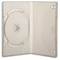 ICA-DVD-CLEAR - Custodia per DVD / CD BOX Trasparente