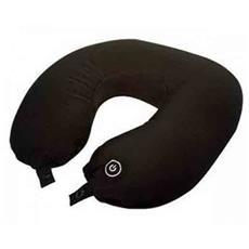 Neck Soft Cuscino Nero Massaggiante Per Il Collo A Batterie