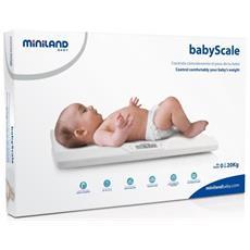 89187 Bilancia Per Bambini Di Facile Utilizzo Fino A 20 Kg Con Display Digitale