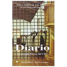 Diario. La piccola Teresa del Cile