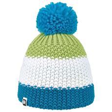 Cappello Bambina Sky Pon Unica Azzurro Bianco