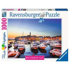 Puzzle Mediterranean Places, Croatia 1000 pz 70 x 50 cm 14979
