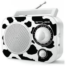M-060 CW, Portatile, Analogico, FM, MW, C / R14 / UM2