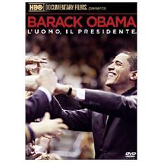 Dvd Barack Obama - L'uomo, Il Presidente