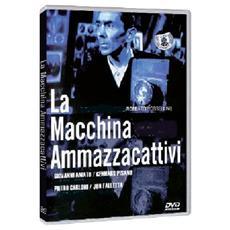 Dvd Macchina Ammazzacattivi (la)