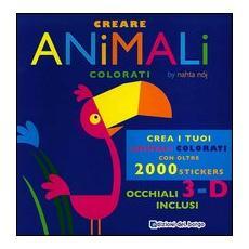 Noj Nahta - Creare Animali Colorati