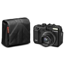 Custodia per Fotocamera Digitale in Nailon Nero MBSCP-5BB