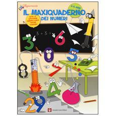 Il maxiquaderno dei numeri