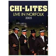 Chi-lites - Live In Norfolk 2005