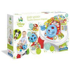 Tavolo Gioca e Impara Baby Mickey 17097