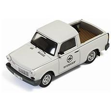 Ist179b Trabant 1.1 Pick Up Open 1990 White 1:43 Modellino