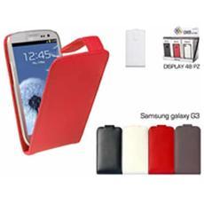Custodia Cover Compatibile Samsung Galaxy 3 Itotal Colori Assortiti