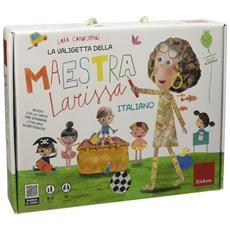 Gioco Analogico La Valigetta a Maestra Larissa