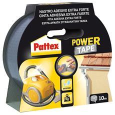 Power Tape 10mx50mm Bianco Grigio 5mx50mm
