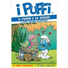 Dvd Puffi (i) - Il Puffo E La Sirena