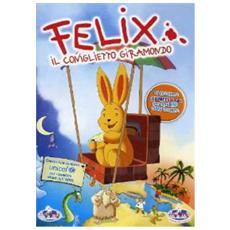 Dvd Felix - Il Coniglietto Giramondo