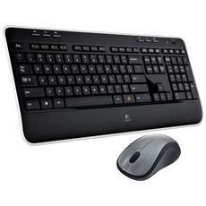 Kit Wireless Combo Tastiera + Mouse MK520