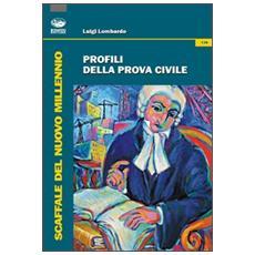 Profili della prova civile