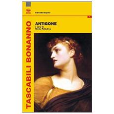 Antigone. Testo spagnolo a fronte