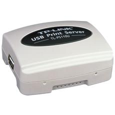 TL-PS110U Server di Stampa Fast Ethernet con porta USB 2.0