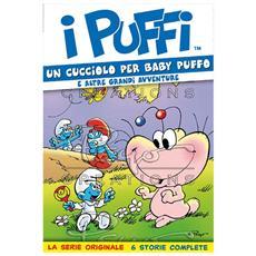 Dvd Puffi (i) - Un Cucciolo Per Baby P.