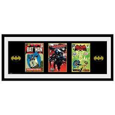 Comic - 3 Comics (foto In Cornice 76x30 Cm)