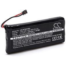 Litio-polimeri Batteria 450mah (3.7v) Per Gamepad, Controller Nintendo Switch Hac-015, Hac-016, Hac-a-jcl-c0, Hac-a-jcr-c0