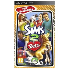 The Sims 2 Pets (essentials) Psp