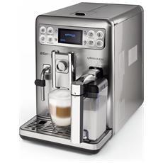 HD8858/01 Exprelia Macchina da Caffè Espresso Super Automatica Capacità 1.5 Litri Potenza 1400 Watt Colore Silver