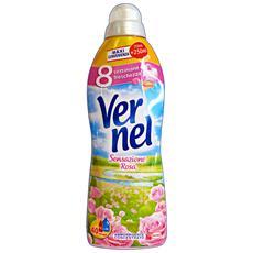 Ammorbidente Concentrato 1 Lt. Sensazione Rosa Detergenti Casa