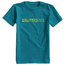 T-shirt Logo Horizontal Bambino S Blu
