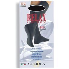 Relax-140 Uni Gamb. nero 4 Pc
