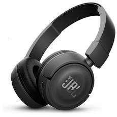 Cuffie On-Ear Wireless T460BT Bluetooth Colore Nero