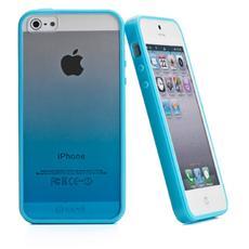 Mu Sunglasses Cover Iphone 5 Blue