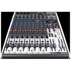 Bh X1622usb Mixer Xenyx Usb 16in 4in Mic Pre Fx