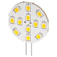 I-HLED-G4S / 10SMD-WH - Lampada 12 LED SMD G4 5050 2W 190 Lumen Bianco Freddo, A++
