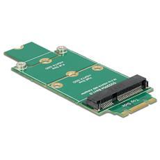Adapter M. 2 NGFF -> mSATA | half / full size Slot
