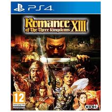 PS4 - Romance of the Three Kingdoms XIII