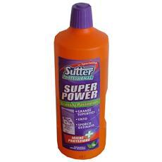 Pavimenti Super Power 1 Lt. Detergenti Casa