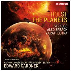 Holst & Strauss - The Planets / Also Sprach Z