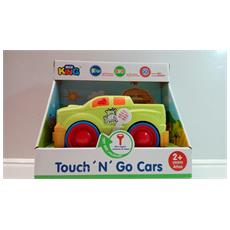 Touch 'n' Go Racers - Truck Verde
