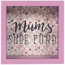 Florella Mum's Shoe Fund Scatolasalvadanaio (taglia Unica) (rosa)