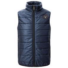 NAPAPIJRI - K Acalmar Vest 2 Blu Marine Gilet Bambino Tg. Anni 10a eb3293b9967