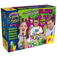 Crazy Science - Il Grande Laboratorio Del Dottor Slime