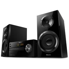 Sistema musicale micro BTM2560/12