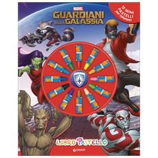 Guardians Of The Galaxy - Libro Pastello