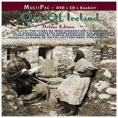 Out Of Ireland (Dvd+Cd+Book)